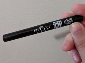 Eyeko Skinny Liquid Liner BHB review